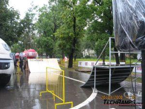 Techramps na Tour de Pologne - Kraków - 5