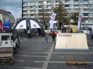 Techramps na Tour de Pologne - Warszawa - 3