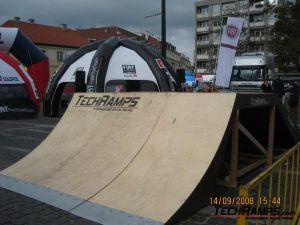 Techramps na Tour de Pologne - Warszawa - 4