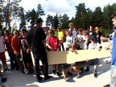 Techramps na Wood Camp - turnus 4