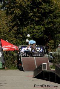 Techramps Puchar Małopolski BMX 8