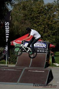 Techramps Puchar Małopolski BMX Street Jam  6