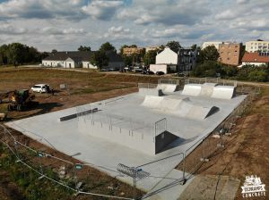 Techramps skatepark