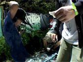 Techramps - Woodcamp turnus 5 - montaż Banan BOXa