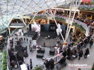 Techramps Złote Tarasy Warszawa