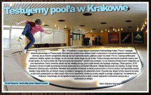 Test poola w System Skateboarding Magazine vol. 4 - 1
