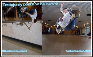 Test poola w System Skateboarding Magazine vol. 4 - 2