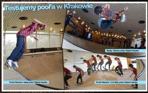 Test poola w System Skateboarding Magazine vol. 4 - 3