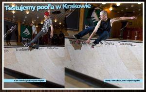 Test poola w System Skateboarding Magazine vol. 4 - 4