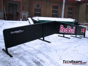 TNF PFO Zakopane Harenda Red Bull Rail - 2