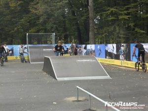Ukraina Bucza Skatepark
