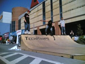 Unimil - minirampa Techramps