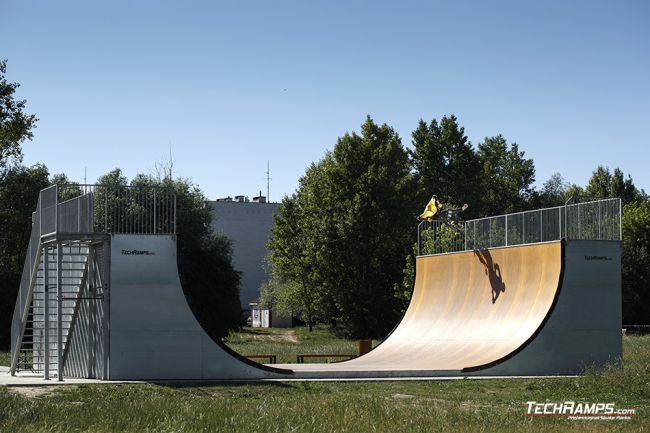 Vert Ramp Cracow