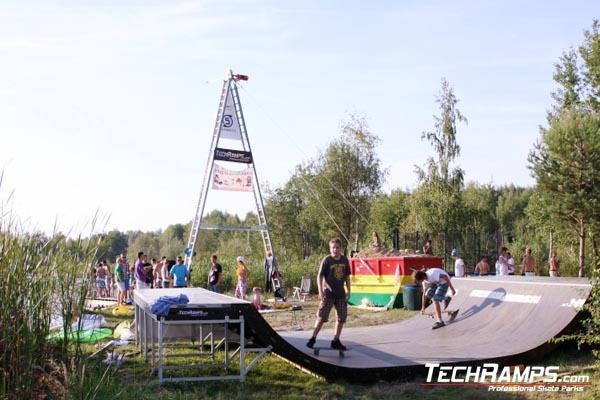 Краков -WakeBoard
