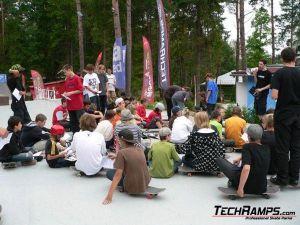 Warsztaty Techramps IV turnus