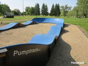 Witnica pumptrack modułowy