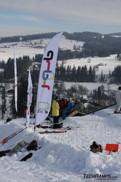 Witów ski snowpark