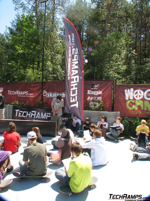 Woodcamp 2008 - Turnus 1 - 4