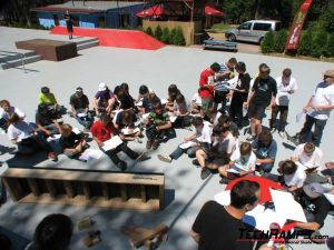 Woodcamp 2008 - Turnus 1 - 5