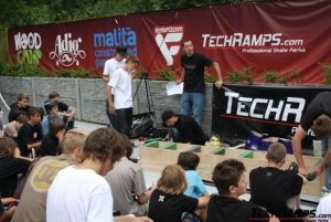 Woodcamp 2008 - Turnus 2 - 9