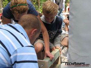 Woodcamp 2008 - Turnus 3 - 4