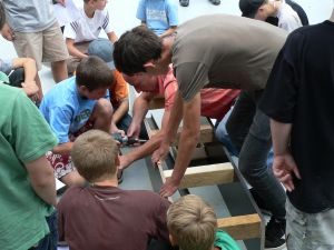 Woodcamp 2008 - Turnus 5