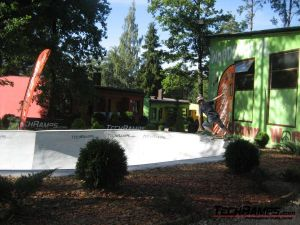 Woodcamp 2009 turnus 4 - 1