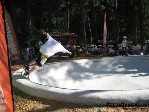 Woodcamp 2009 turnus 4 - 5