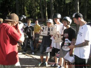 Woodcamp 2009 turnus 4 - 8
