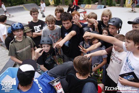 Woodcamp 2010 - 1st period
