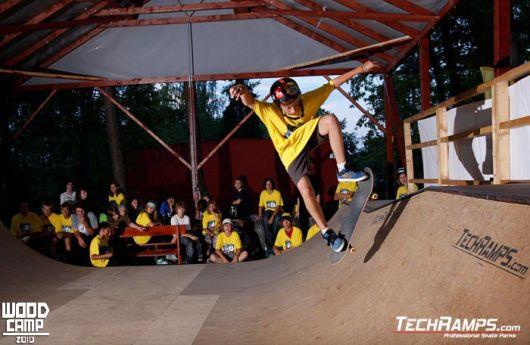 Woodcamp 2010 - 2 turnus