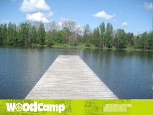 Woodcamp - jezioro