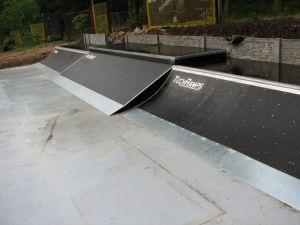 Woodcamp skatepark 1
