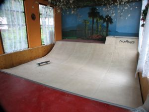 Woodcamp skatepark 5