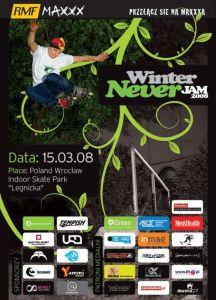 Never Winter JAM 2008