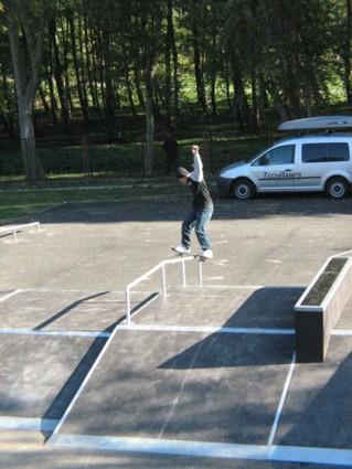 Скејтпарк во Глогов