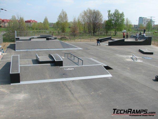 Скејтпарк во Варшава-Бјалолека