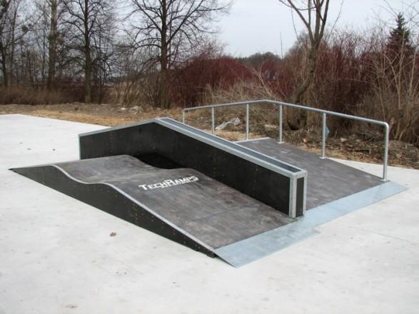 Скејтпарк во Добре Мјасто