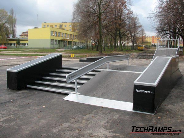 Скејтпарк во Варка