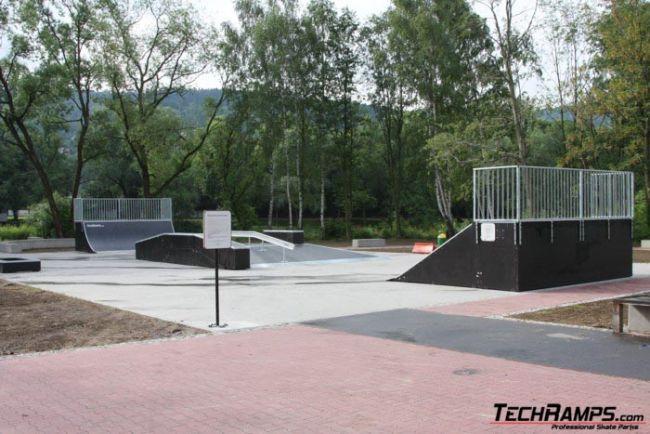 Скејтпарк во Мисленице