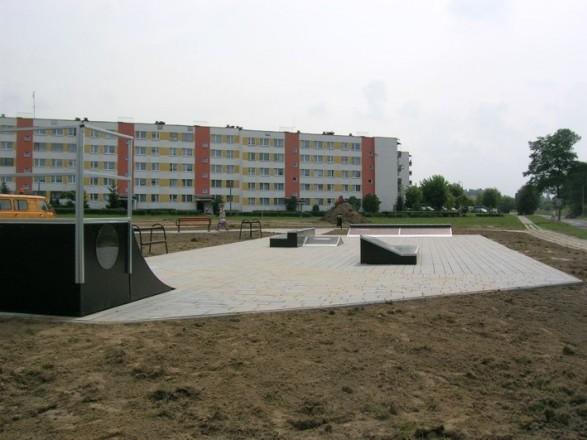 Скејтпарк во Скавина