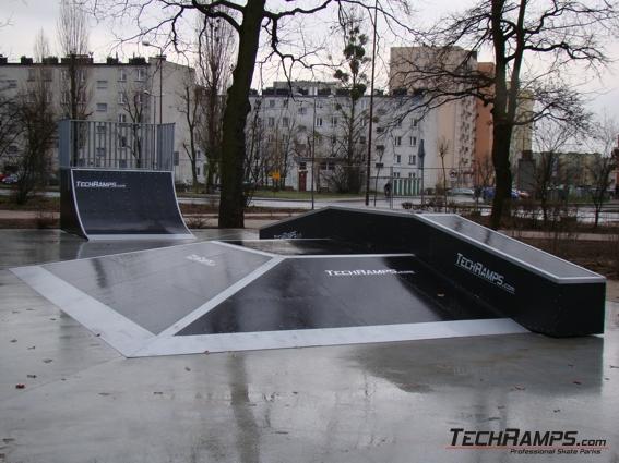 Скејтпарк во Кенџежин-Кожле