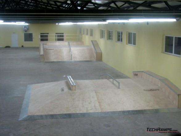 Скејтпарк во Валбжих
