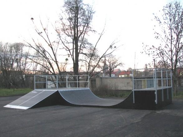 Скејтпарк во Гродков