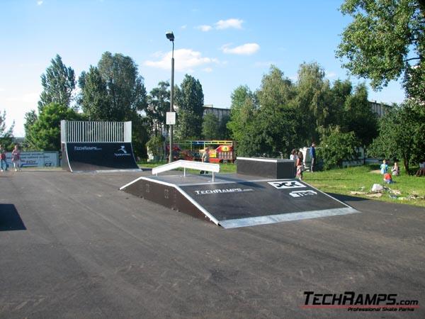 Скејтпарк во Радомско