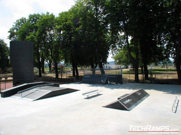 Скејтпарк во Јавор