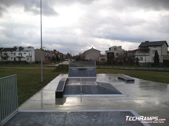 Скејтпарк во Вишков