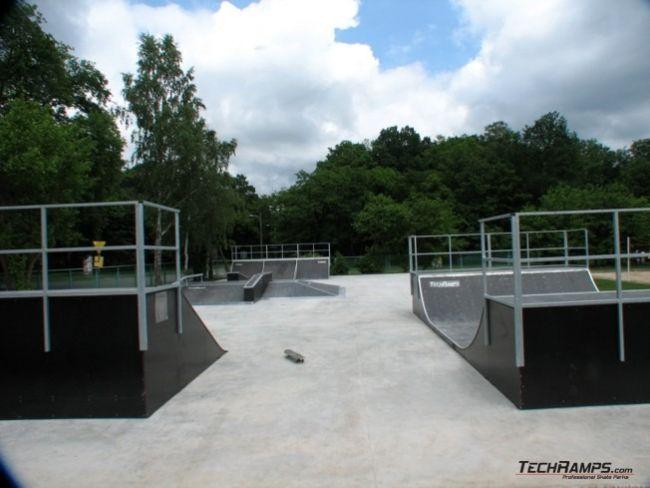 Скејтпарк во Сквиежина