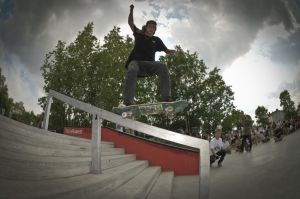 Skate Jam 2011 w Kielcach na Skateplazie