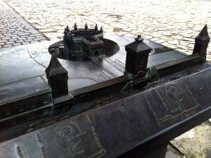 Minirampa na Barbakanie w Krakowie